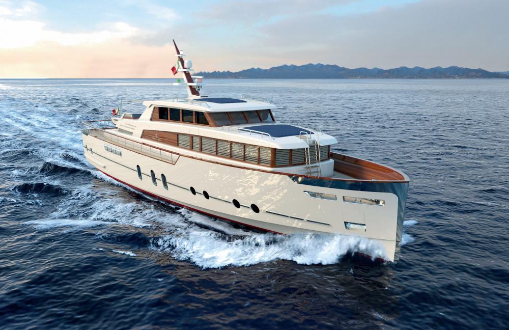 SOLD: Codecasa Gentleman's Yacht - Industry | C&N