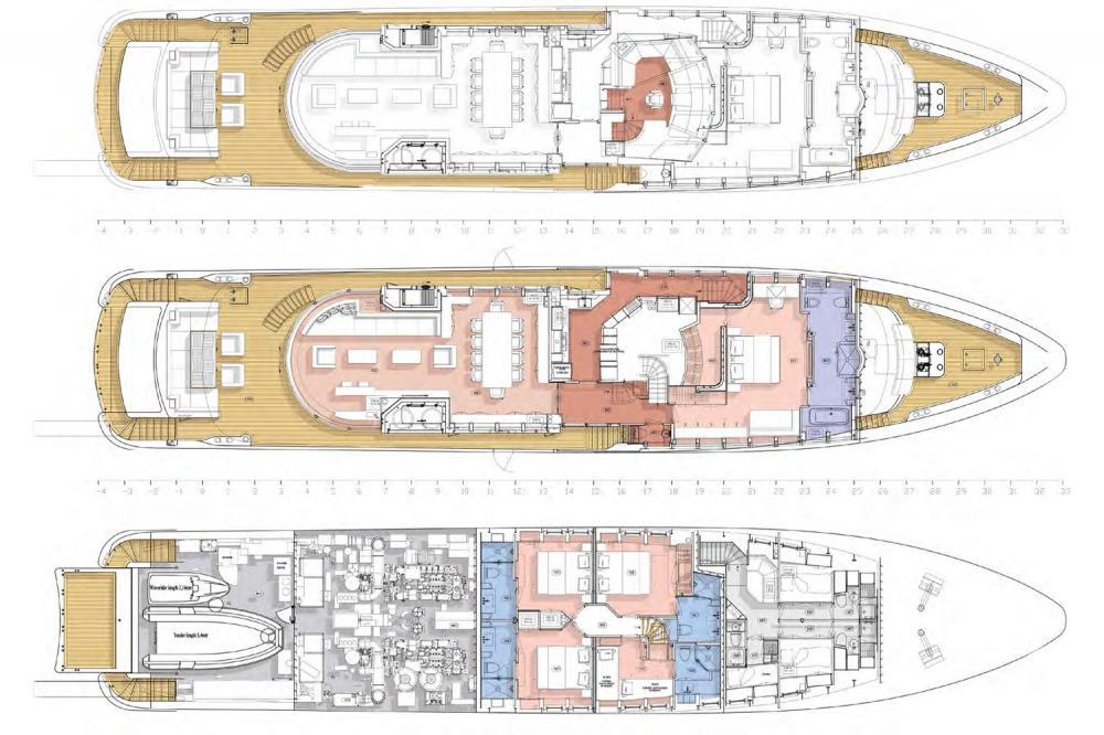 PERLE NOIRE - Luxury Motor Yacht For Sale -  - Img 1   C&N