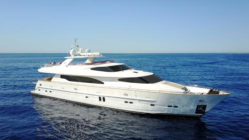 TRIPLE 888 - Luxury Motor Yacht for Sale | C&N