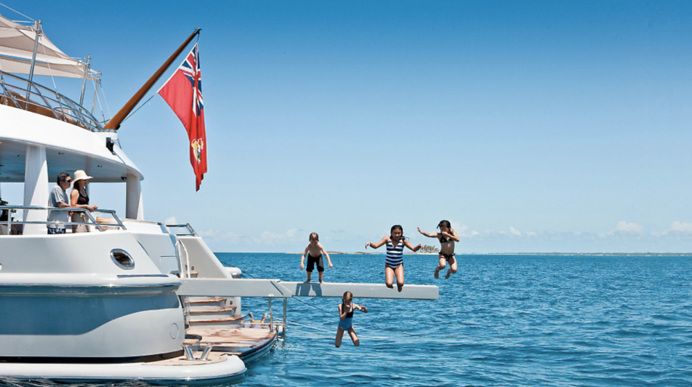 Family & Friends - Yacht Charter Experiences by Category | C&N