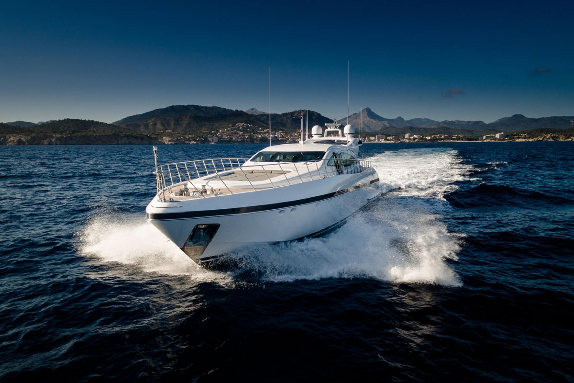 VEYRON - Luxury Motor Yacht For Charter - Exterior Design - Img 1 | C&N