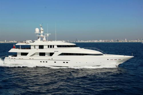 DEEP BLUE II - Luxury Motor Yacht for Charter | C&N
