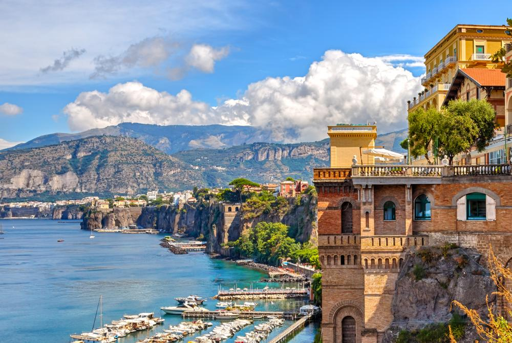 Naples to Naples - Naples - Luxury Charter Itinerary | C&N
