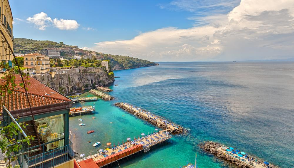 Naples to Naples - Nerano - Luxury Charter Itinerary | C&N