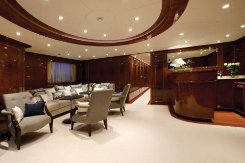 BARON TRENCK - Luxury Motor Yacht For Charter - Interior Design - Img 5 | C&N