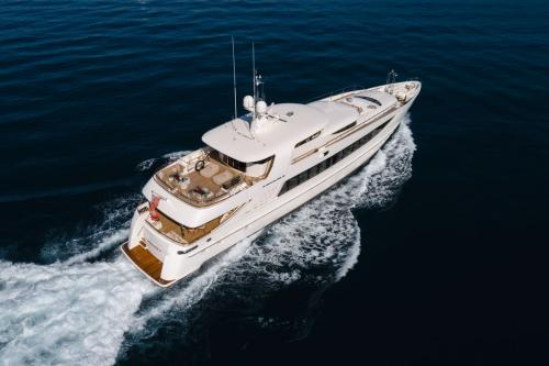 BASMALINA II - Luxury Motor Yacht For Sale - Exterior Design - Img 1 | C&N