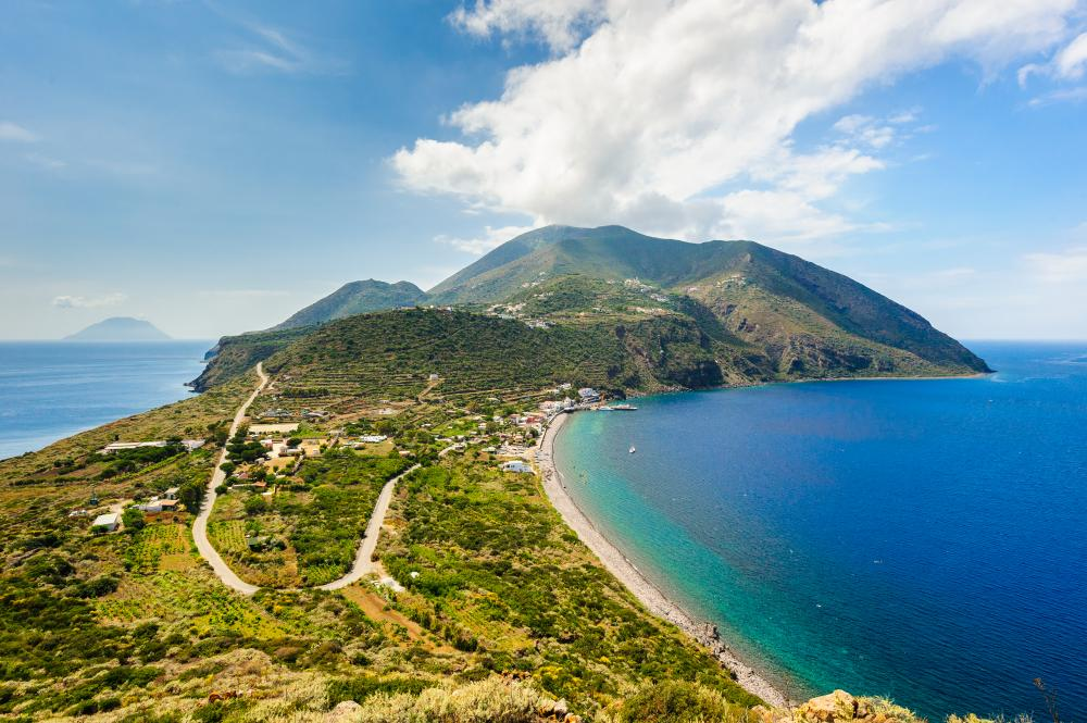 Naples to Palermo - Filicudi - Luxury Charter Itinerary | C&N