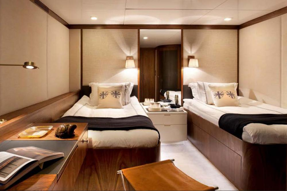 ORIENT STAR - Luxury Motor Yacht For Charter - 2 TWIN CABINS - Img 1 | C&N