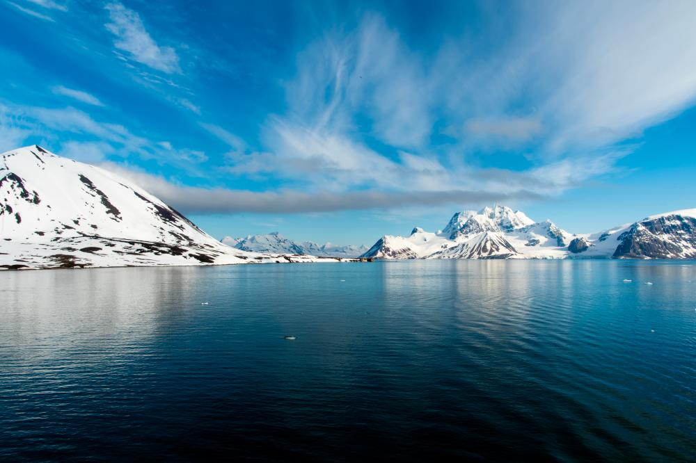 Norway & Svalbard - Cruising and exploring Svalbard - Luxury Charter Itinerary | C&N