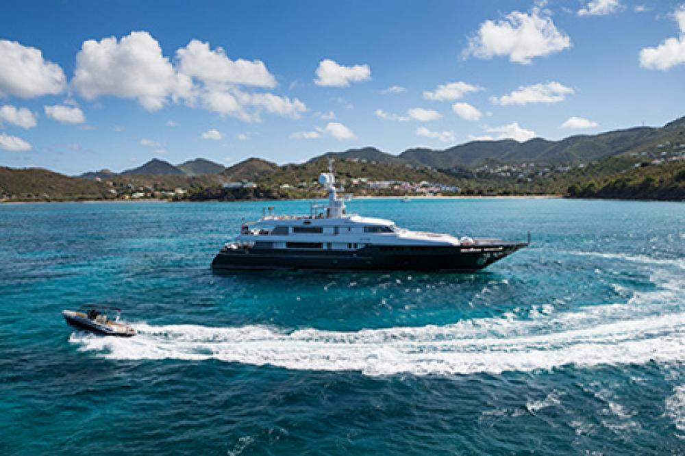 MARIU - Luxury Motor Yacht for Charter | C&N
