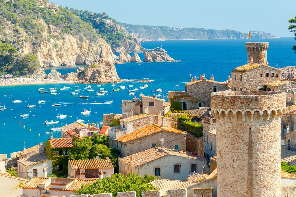 Port Vendres to Ibiza - Costa Brava - Luxury Charter Itinerary | C&N