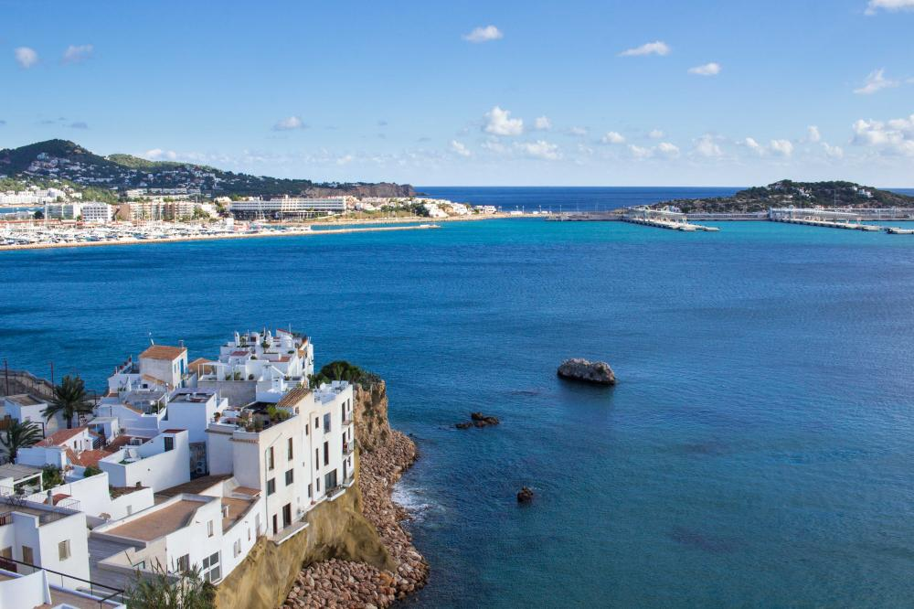 Port Vendres to Ibiza - Formentera - Luxury Charter Itinerary | C&N
