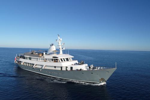MENORCA - Luxury Motor Yacht For Charter - Exterior Design - Img 1 | C&N