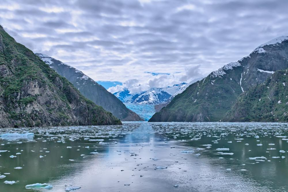 Alaska - Tracy Arm - Luxury Charter Itinerary | C&N