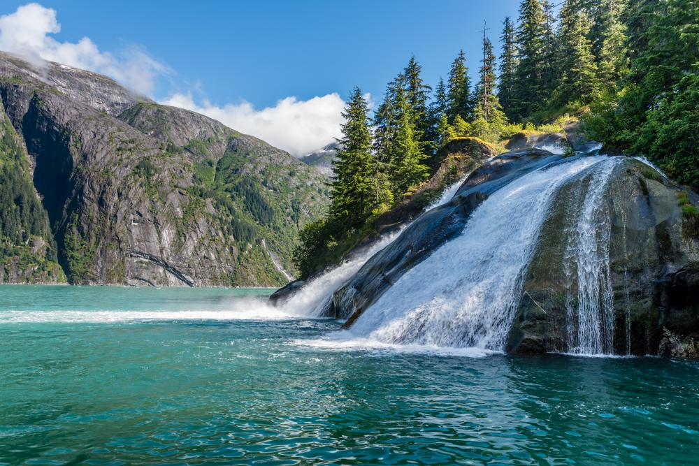 Alaska - Red Bluff Bay - Luxury Charter Itinerary | C&N