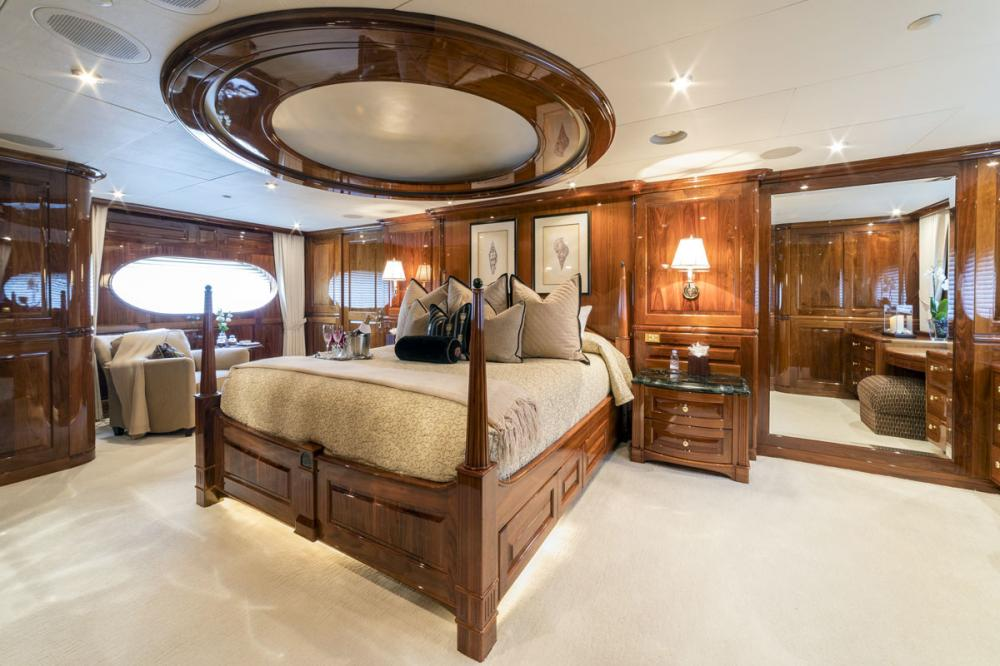 ONE MORE TOY - Luxury Motor Yacht For Sale - 1 MASTER CABIN - Img 1 | C&N