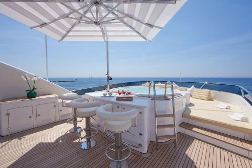 BRUNELLO - Luxury Motor Yacht For Charter - Exterior Design - Img 3 | C&N