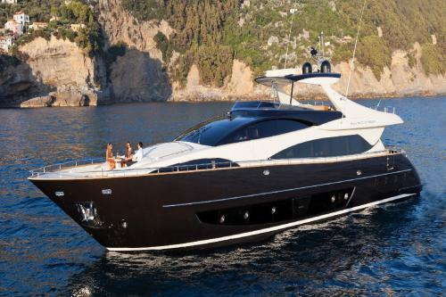 TAURUS - Luxury Motor Yacht For Sale - Exterior Design - Img 3 | C&N