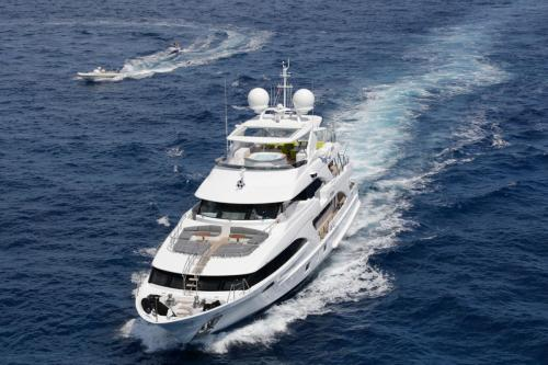 EDESIA - Luxury Motor Yacht For Charter - Exterior Design - Img 1 | C&N