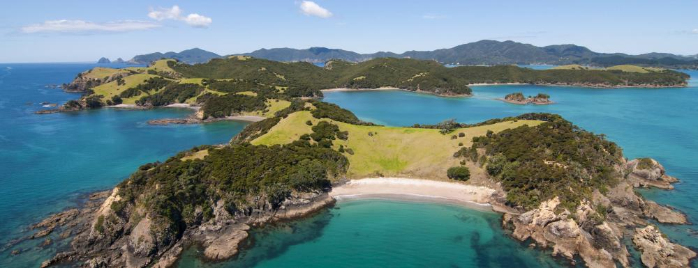 New Zealand - Luxury Charter Itinerary | C&N