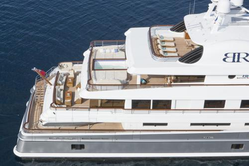 BATON ROUGE - Luxury Motor Yacht For Charter - Exterior Design - Img 2 | C&N