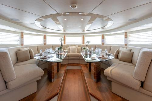 BASMALINA II - Luxury Motor Yacht For Sale - Interior Design - Img 1 | C&N