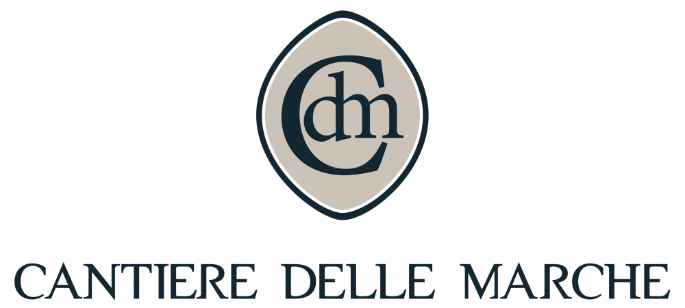 Cantiere Delle Marche - Luxury Yachts Shipyard - Logo | C&N