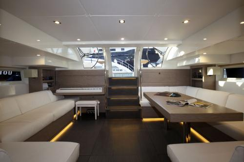 NAKUPENDA - Luxury Sailing Yacht For Sale - Interior Design - Img 1 | C&N