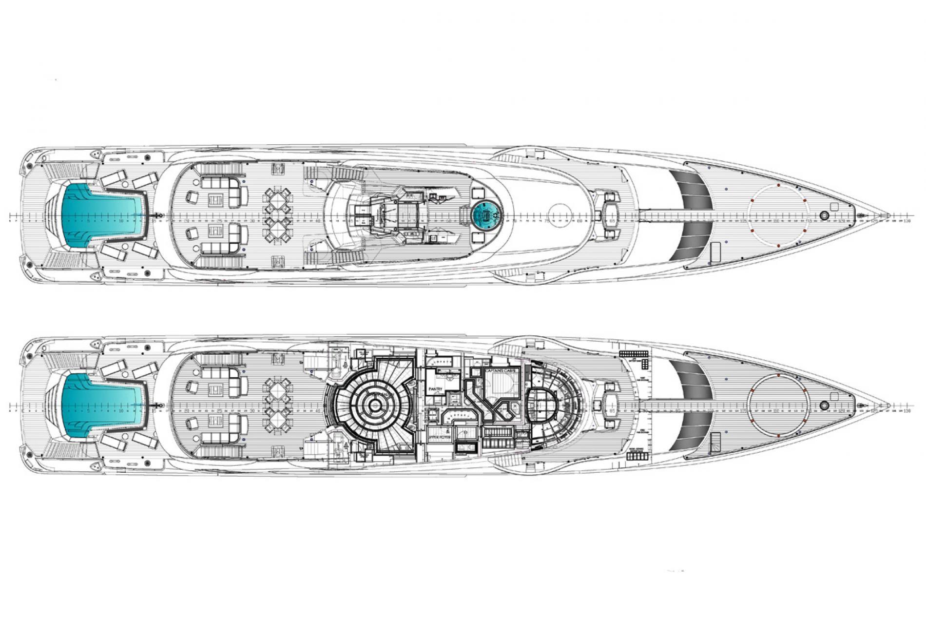 OKTO   Luxury Motor Yacht for Charter   C&N