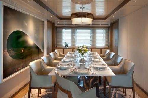 ORIENT STAR - Luxury Motor Yacht For Charter - Interior Design - Img 5 | C&N