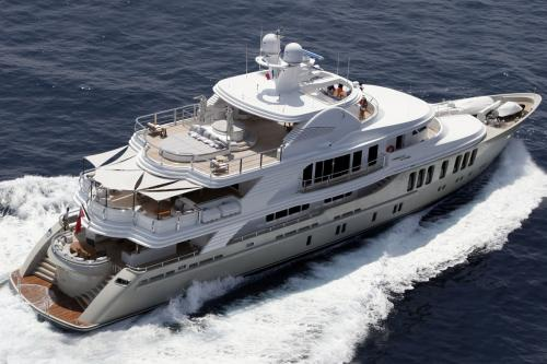 ORIENT STAR - Luxury Motor Yacht For Charter - Exterior Design - Img 1 | C&N
