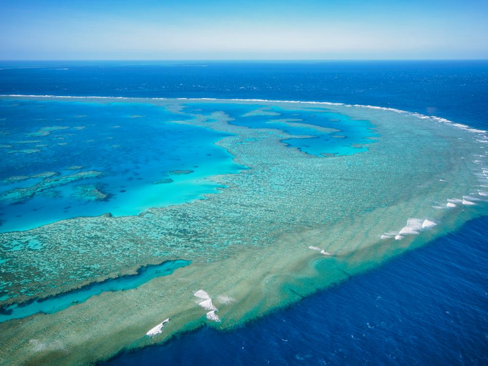 Australia - Ribbons Reefs to Opal Reef - Luxury Charter Itinerary | C&N