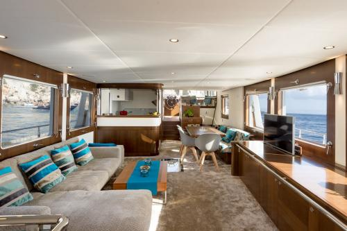 MONARA - Luxury Motor Yacht For Charter - Interior Design - Img 1 | C&N