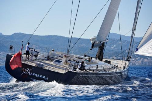 SHAMANNA - Luxury Sailing Yacht For Charter - Exterior Design - Img 2 | C&N