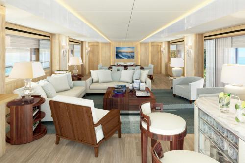 ARADOS - Luxury Motor Yacht For Charter - Interior Design - Img 1 | C&N