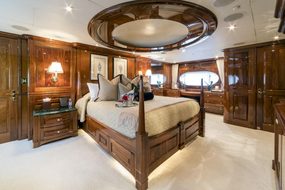 ONE MORE TOY - Luxury Motor Yacht For Sale - 1 MASTER CABIN - Img 2 | C&N