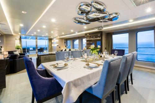 EDESIA - Luxury Motor Yacht For Charter - Interior Design - Img 3 | C&N