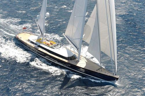 MONDANGO 3 - Luxury Sailing Yacht For Charter - Exterior Design - Img 1 | C&N
