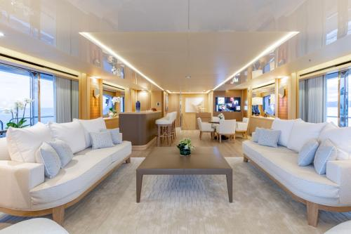 ARADOS - Luxury Motor Yacht For Charter - Interior Design - Img 5 | C&N