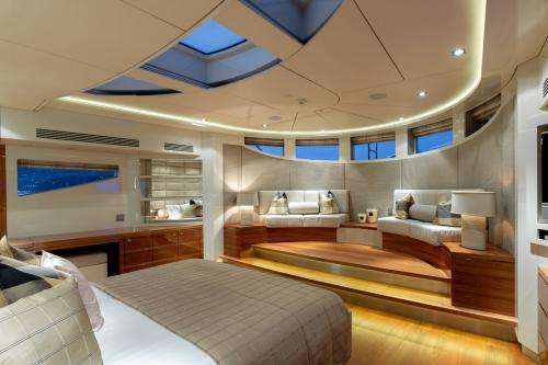 BASMALINA II - Luxury Motor Yacht For Sale - Interior Design - Img 5 | C&N