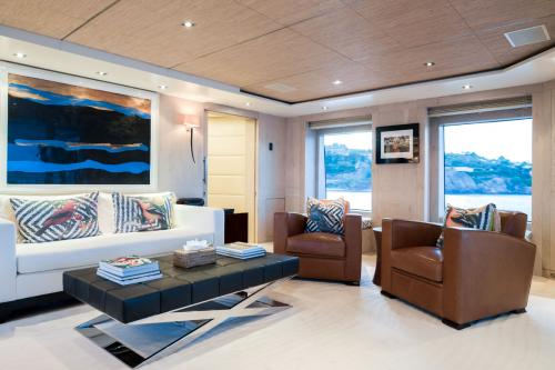CLICIA - Luxury Motor Yacht For Sale - Interior Design - Img 5 | C&N
