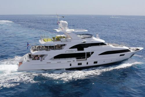 EDESIA - Luxury Motor Yacht For Charter - Exterior Design - Img 2 | C&N