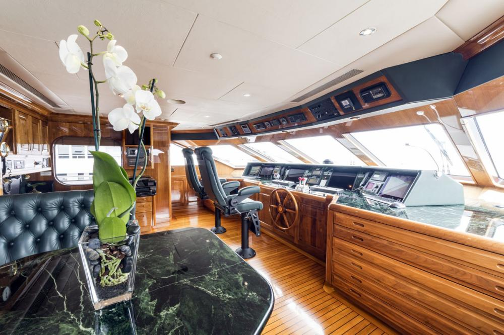 ONE MORE TOY - Luxury Motor Yacht For Sale - BRIDGE - Img 1 | C&N