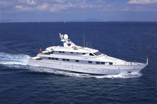 CD TWO - Luxury Motor Yacht For Charter - Exterior Design - Img 2 | C&N
