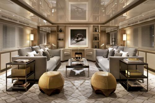 ORIENT STAR - Luxury Motor Yacht For Charter - Interior Design - Img 1 | C&N