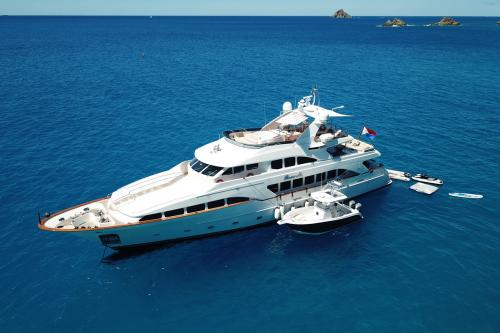 BRUNELLO - Luxury Motor Yacht For Charter - Exterior Design - Img 2 | C&N