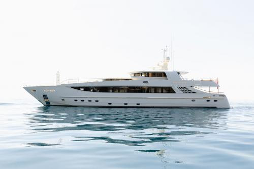 BASMALINA II - Luxury Motor Yacht For Sale - Exterior Design - Img 2 | C&N