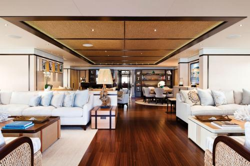 BATON ROUGE - Luxury Motor Yacht For Charter - Interior Design - Img 2 | C&N