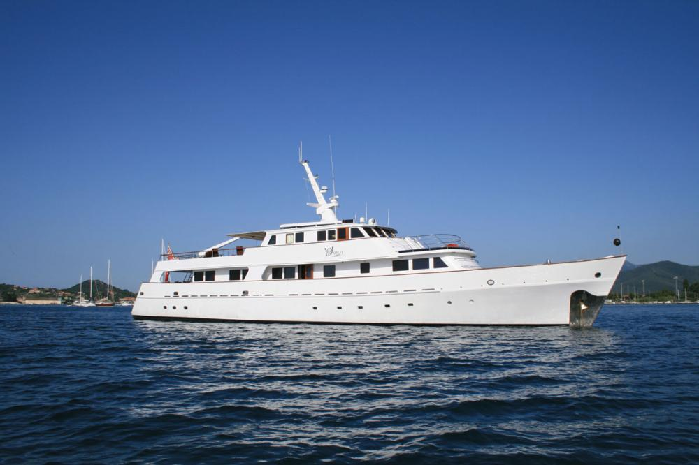 OSPREY - Luxury Motor Yacht for Sale | C&N