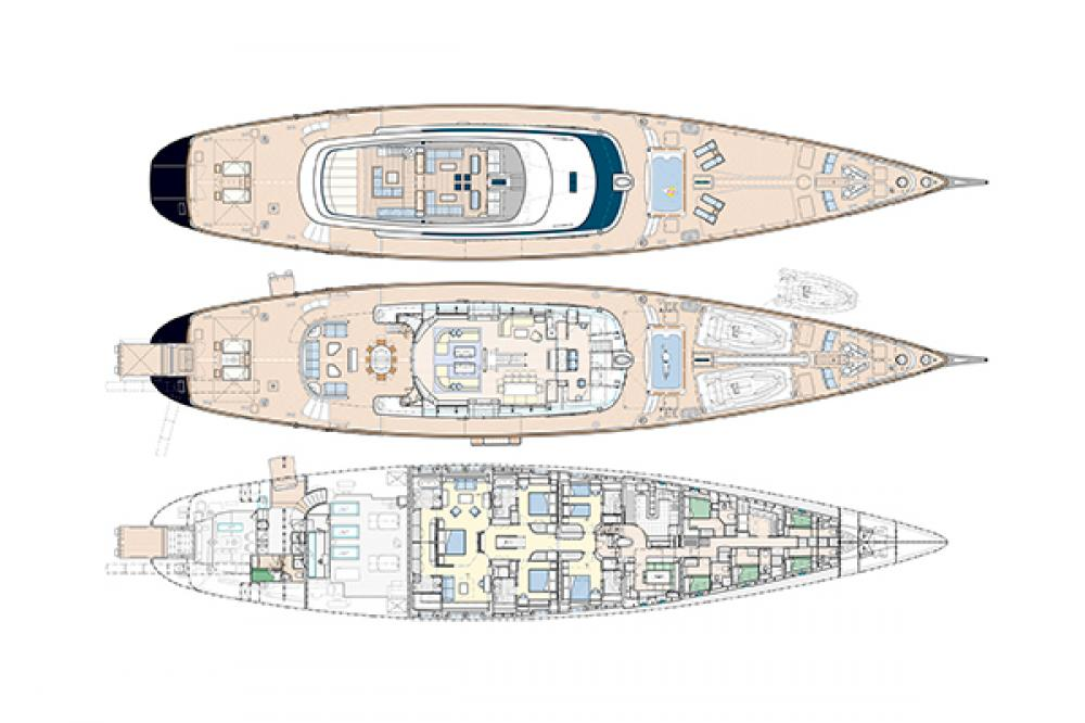 PERSEUS3 - Luxury Sailing Yacht For Charter -  - Img 1 | C&N